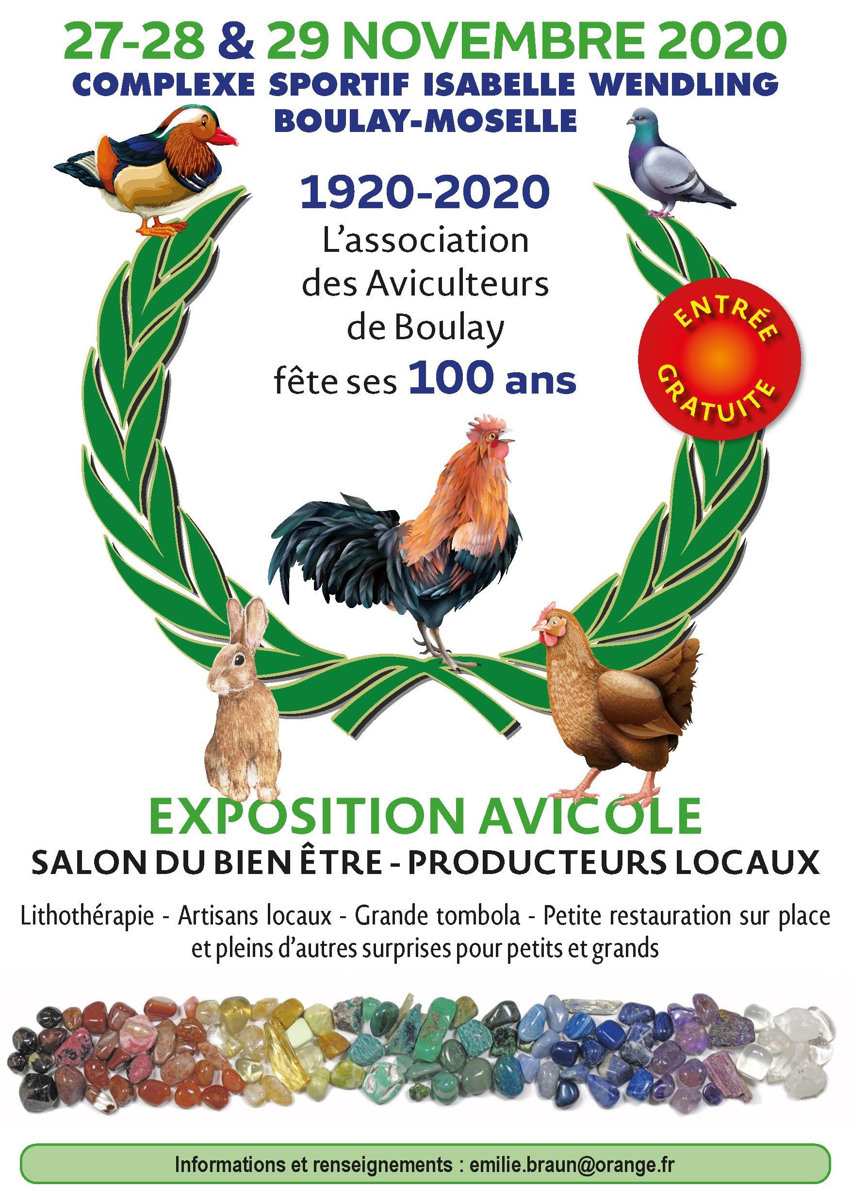 Calendrier Des Expositions Avicoles 2021 Dates et lieux des expositions avicoles